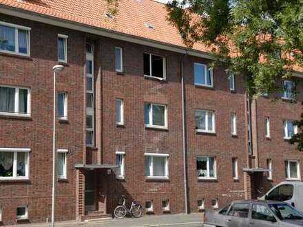 Top renovierte Altbauwohnung
