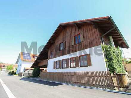 Naturnahes Familienheim: Großzügiges EFH mit Terrasse und Garten nahe Memmingen