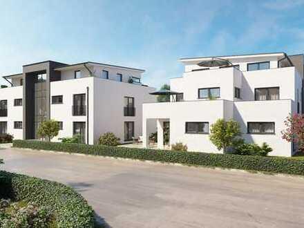 Alsdorf - Der Rohbau ist fertig : Nur noch wenige Wohnungen verfügbar !
