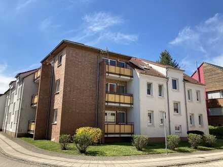 Wohnglück zu vermieten! Frisch renovierte 2 Zimmerwohnung mit Balkon im Herzen von Haldensleben