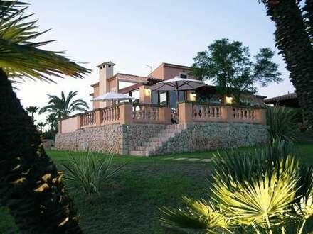 Voigt Immobilien: Traumhaft renovierte Finca auf Mallorca mit Pool + Meerblick