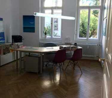 Attraktive Büroräume in einer Kanzlei in der Altstadt von Heidelberg