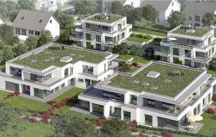 Exklusive Neubauwohnungen in Lohmar-Ort: grün und doch zentral - nur noch wenige Einheiten verfügbar