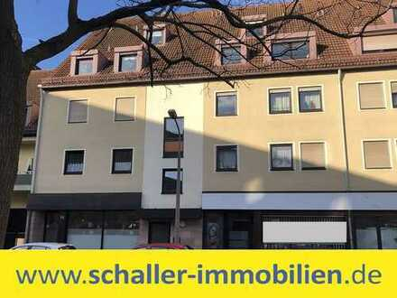 Kapitalanlage: Gepflegte 2 Zi. ETW mit Balkon Nürnberg-Südstadt / Wohnung kaufen