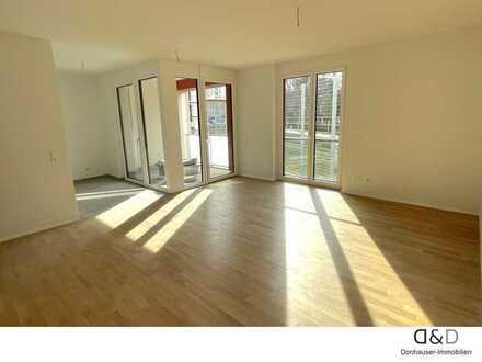 ***3 Zi. Neubauwohnung mit Balkon, EBK, TG-Stellplatz***