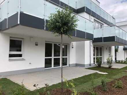 3 Zimmer-Komfort-Wohnung mit Sonnenterrasse
