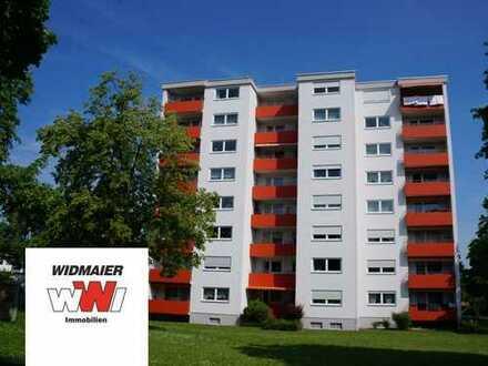 # Gut geschnittene Wohnung
