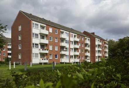 -Gutgeschnittene 3-Zimmer-Wohnung in Marßel zu vermieten-