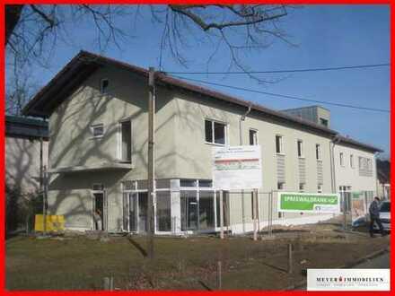 Neubau-Erstbezug: 2-Zimmerwohnung mit Balkon