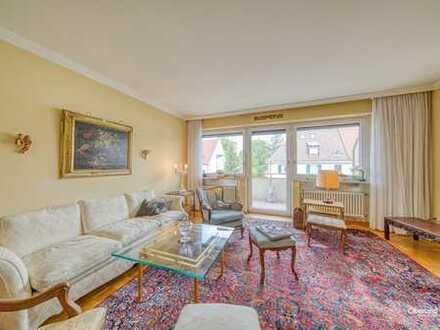 Ruhige 3 Zimmer Wohnung mit 2 Balkonen in Sendling-Westpark