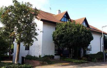 Leimen, schöne 3-Zimmer-Dachgeschosswohnung mit Balkon und freier Aussicht
