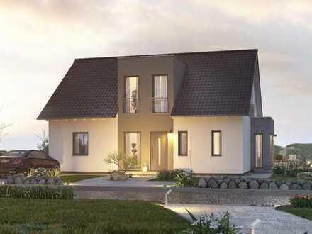 KFW-Zweifamilienhaus