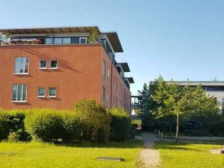 Traumhafte 4 ZKB Penthouse Wohnung mit 112qm in Fürstenfeldbruck!