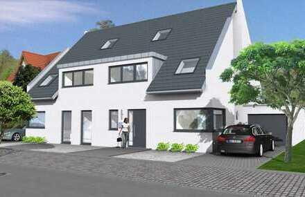 Moderne DHH in Geldern, inkl. Grundstück, Fußbodenheiz., schlüsselfertig