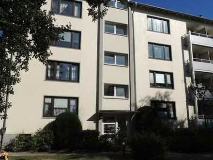 Bürgerfelde-Alexanderstraße: 2-Zimmer-Wohnung im 2. Obergeschoss