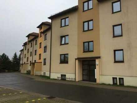 4 Zimmer-Wohnung in Bad Schmiedeberg, ruhige Lage