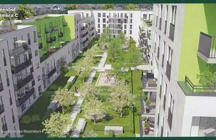 Attraktive, neuwertige 3-Zimmer-Dachgeschoßwohnung in ruhiger, autofreier Parklage in Obergiesing