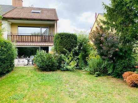Im privaten Bieterverfahren: Gepflegte Doppelhaushälfte in schöner Lage von Bubenreuth