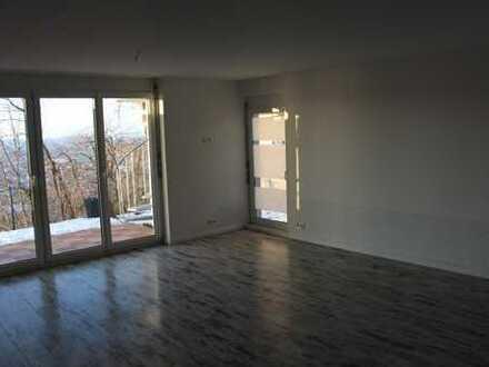Schöne 1-Zimmer Wohnung inkl. EBK mit fantastischem Ausblick über Gerlingen