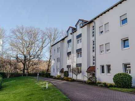 Gepflegte 3-Raum-Erdgeschosswohnung mit Balkon in Hattingen