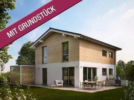Das Haus mit einem Plus an Individualität! - Knapp 800m² in Arnsdorf