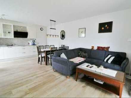 Ab ins Eigenheim: Moderne 2 Zimmer-Wohnung (ca. 69m²) mit Balkon, HWR & Stellplatz in Sandkrug
