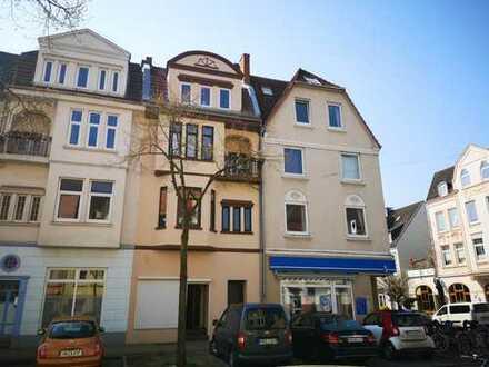 2 Zimmer-Eigentumswohnung mit großer Sonnenterrasse im Herzen von Walle!