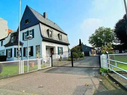 Großes Grundstück mit alter Villa & viel Potential in Köln Porz-Elsdorf