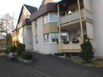 Schöne, helle 3 ZKB DG-Wohnung mit 2 Balkonen in Hilchenbach - Dahlbruch