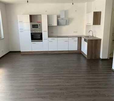 Stilvolle, neuwertige 2-Zimmer-EG-Wohnung mit EBK in Frankfurt am Main