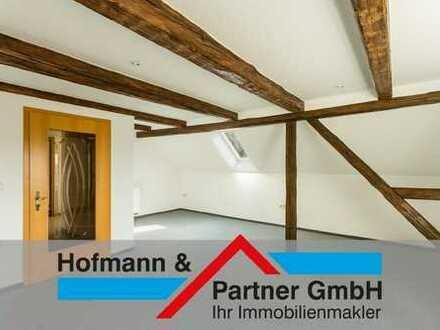 Gemütliche Dachgeschosswohnung in Lommatzsch