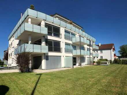 Neuwertige Wohnung im Urlaubsort Langenargen