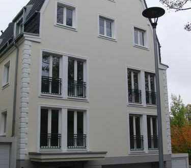 Großzügige 3-Zimmer-Maisonette-Wohnung direkt am Stadtpark gelegen, große Dachterrasse