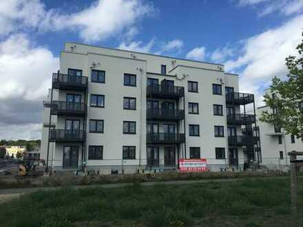 Erstbezug: 3-Zimmer-Wohnung mit EBK, 2 Balkonen und Tiefgarage