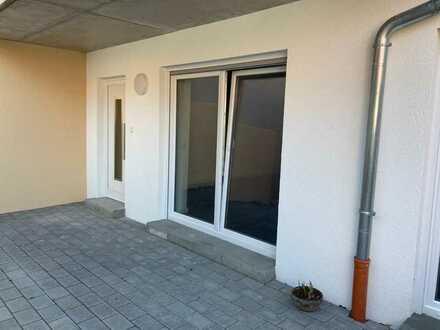 Erstbezug mit Gemeinschaftsterrasse: schöne 2-Zimmer-Wohnung in Heppenheim