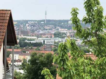 Exklusives, großzügiges Einfamilienhaus mit sieben Zimmern in Ansbach, Gemarkung Hennenbach