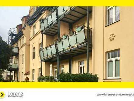 hübsche 2-Raumwohnung mit Balkon