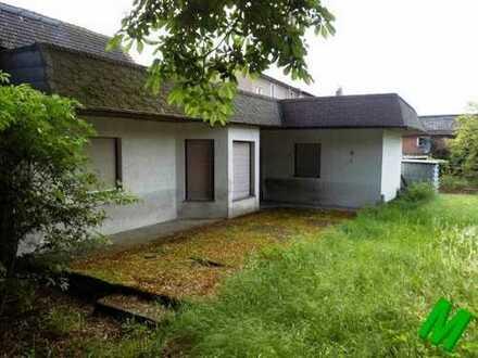 + Maklerhaus Stegemann + Wohnhaus mit ehemaliger Gastronomie in Friedland