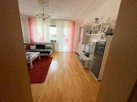 Gepflegte 3-Raum-Wohnung mit Balkon und Einbauküche in Neckar-Odenwald-Kreis