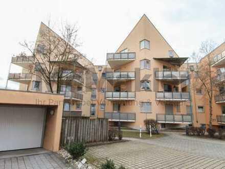 Kapitalanlage oder neues Zuhause in Seenähe: 1-Zi.-Apartment mit großem Balkon und TG-Stellplatz