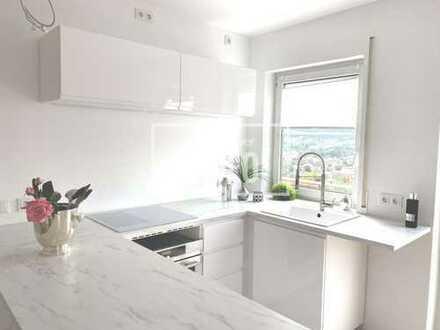 Maisonette-Wohnung mit Flair, saniert, auch als Kapitalanlage, in bester Lage in Niedernhausen!