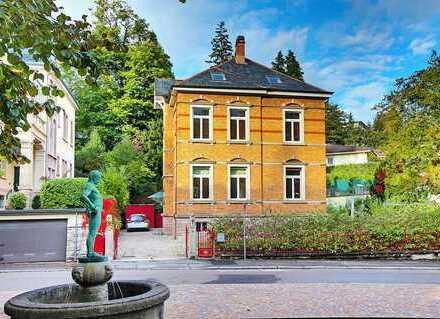 Stadtvilla mit Platz für 2 Familien _E0086