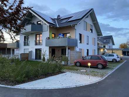 Neubau DG Wohnung mi Balkon, 2 Zimmer, 78m², Einbauküche