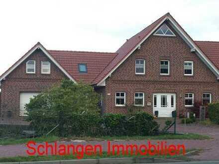 Objekt-Nr. 00/614 Oberwohnung mit Stellplatz im Feriengebiet Saterland / OT Ramsloh