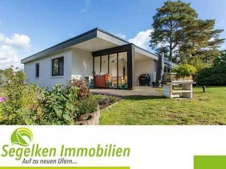 Außergewöhnliches und gut geschnittenes Einfamilienhaus mit Einliegerwohnung