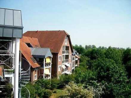 Schöne 3 Zimmerwohnung mit EBK und Balkon in Meerbusch-Strümp