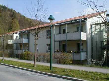 2-Zimmer Wohnung in Seniorenwohnanlage Blaubeuren