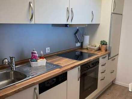 Vollständig renovierte 2-Zimmer-Wohnung mit Balkon und EBK in Bad Dürrheim