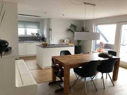 Exklusive 5-Zimmer-Maisonette-Wohnung