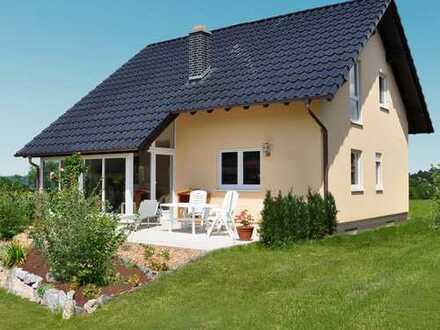 Hier Bauen wir für Sie Ihr KFW 40 Niedrigenergie Haus